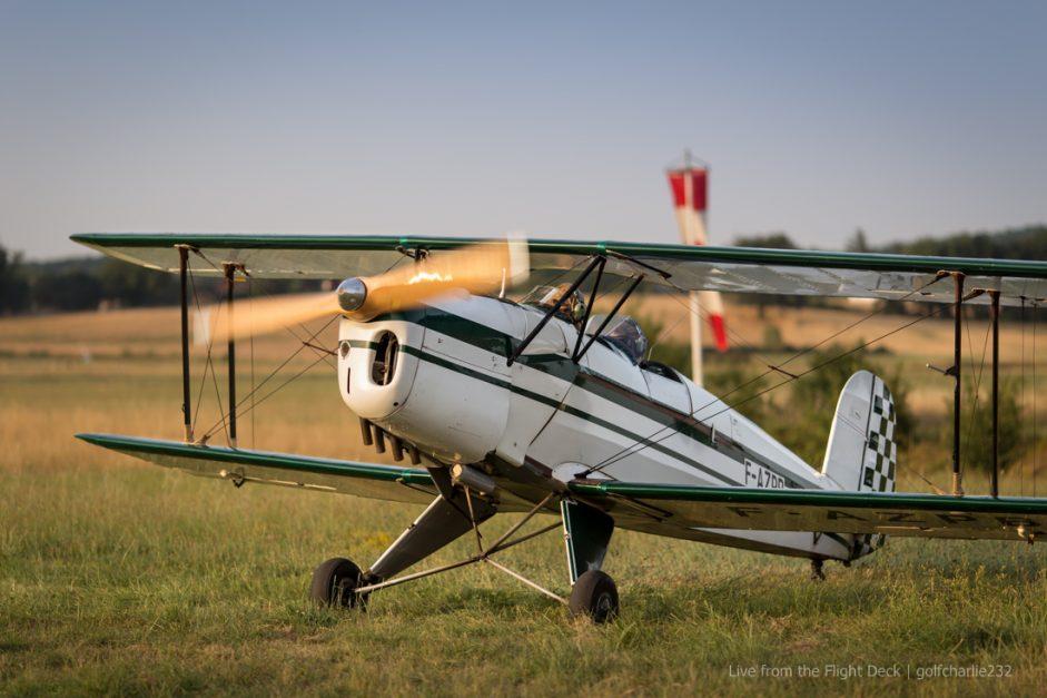 Mon avion de formation