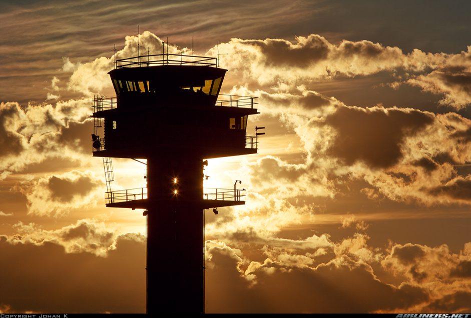 Ma visite de la tour de contrôle
